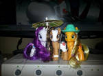 Toy Honeycrisp and friends, the accessories. by Honeycrisp1012