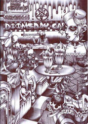 Doomsday Cafe by DeaDNeSS