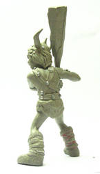 Bobby sculpt by Edisoneca