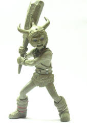 Bobby sculpture by Edisoneca