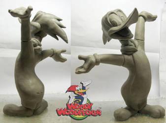 Woody Woodpecker by Edisoneca