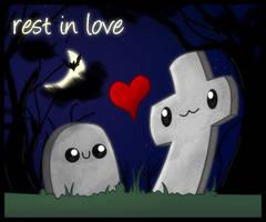 Rest in Love by Elik-Chan