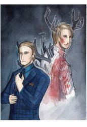Hannibal by Edge-chan