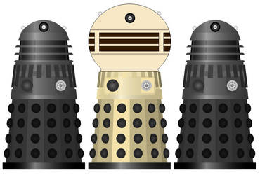 Doctor Who - The Dalek Prime by DoctorWhoOne