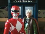 Doctor Who / MM Power Rangers - Heroes United by DoctorWhoOne