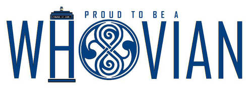 Doctor Who - Proud to be a Whovian by DoctorWhoOne