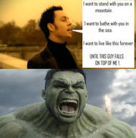 Misheard Lyrics - Truly, Madly, Deeply by DoctorWhoOne