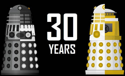 Doctor Who - 30 Years by DoctorWhoOne