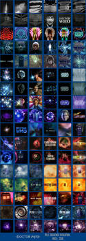 Doctor Who - Title Sequence Evolution by DoctorWhoOne