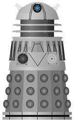 Doctor Who - Pre-Resolution Recon Dalek by DoctorWhoOne