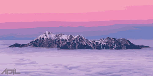 Vector-scenery by crazeeadil