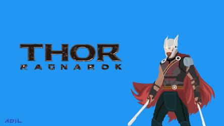 Thor-hd by crazeeadil