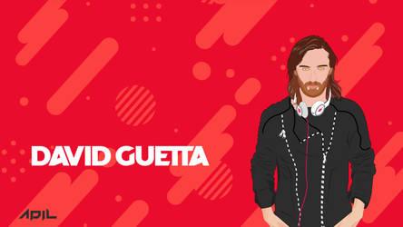 David Guetta by crazeeadil