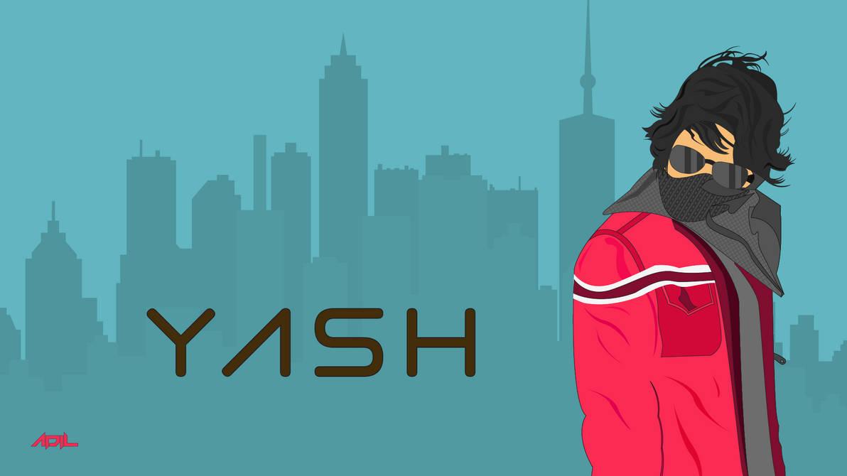 Yash-KGF-HD by crazeeadil