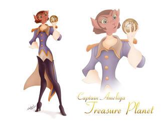 Treasure Planet by ShadowKore