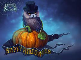 Happy Halloween by ElizavetaS