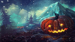 Halloween by ElizavetaS
