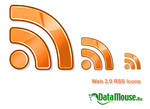 Web 2.0 RSS Icon by datamouse