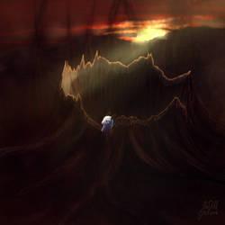 Firestorm - New Horizon by JeiDoll