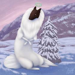 Winter Esk by JeiDoll