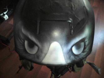Wip Helmet Front by yogurtkyr