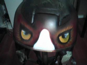 Wip Helmet Front 2 by yogurtkyr