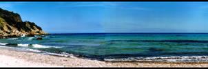 Corsica playa by Zetiem