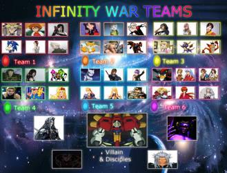 Dissidia soni-oh infinity wars by heroicsonnyjim