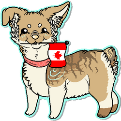 Canadian Pride Icon by Biqit