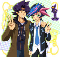 Vrains! by YugiNep