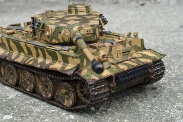 Tiger I by marinkognito2