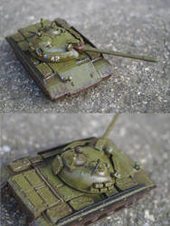 T-54 AM2 by marinkognito2