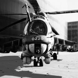 Mi-24 by marinkognito2