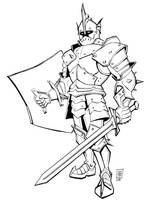 knight by williamsquid