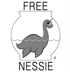 Free Nessie by williamsquid