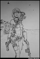 Fairchild Fallout by Edge-Works