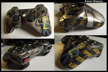 Fallout PS3 Control - angles by Edge-Works