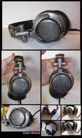 Fallout DJ Headphones by Edge-Works