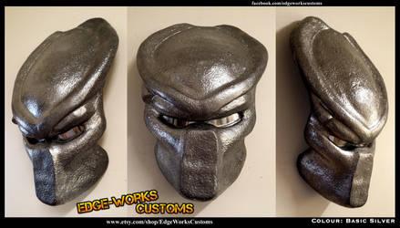 Predator Bio Helmet   Basic Silver by Edge-Works