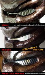 Predator Bio Helmet Lens Options by Edge-Works
