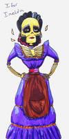 AZ Disney: I for Imelda by annamae411