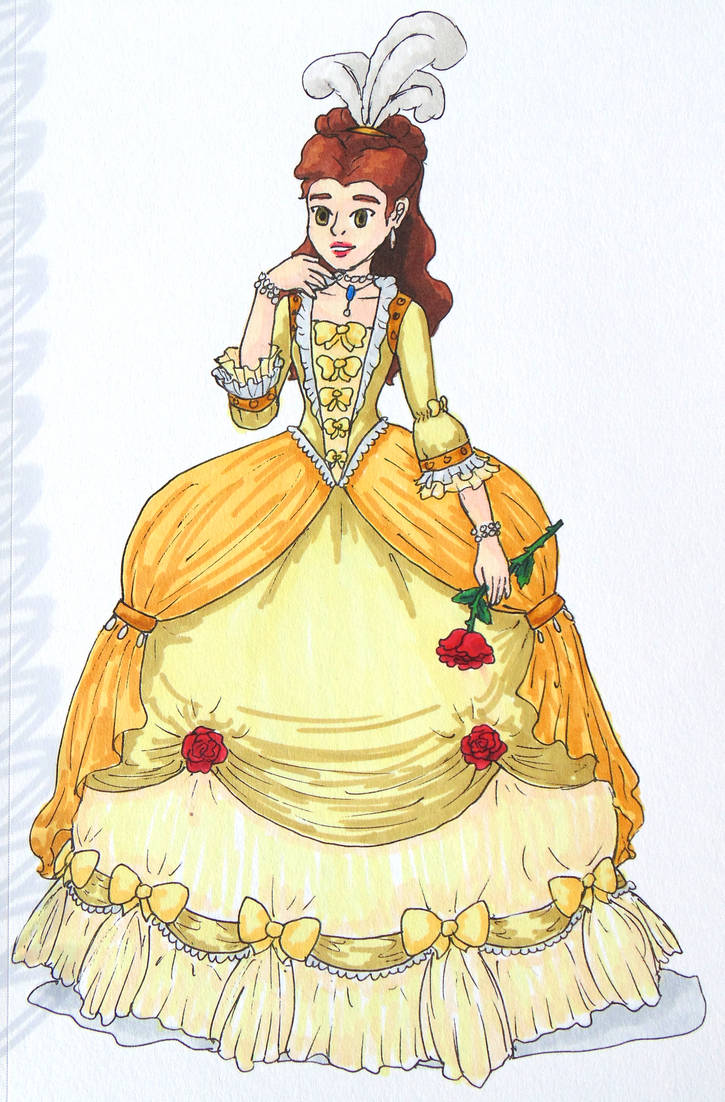 Period Belle by annamae411