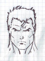 DC - Superman by CharlieFleed