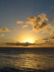 Hawaii - Sunset Beach by CharlieFleed