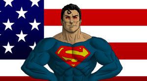 Superman 3 by CharlieFleed
