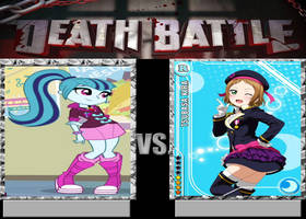 Death Battle-Sonata Dusk vs Tsubasa by EarWaxKid
