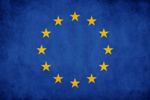 The flag of the European Union by pilwe