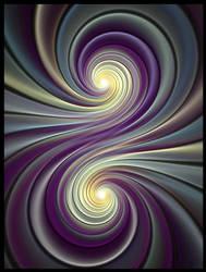 purple spin by lindelokse