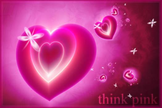 Think Pink by lindelokse