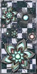 Flower Jewels by lindelokse